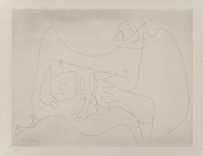 Le Corbusier, 'Naissance Mintoaure', 1964