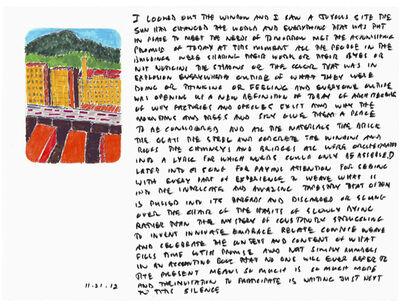 Edwin Schlossberg, '11.21.12', 2012