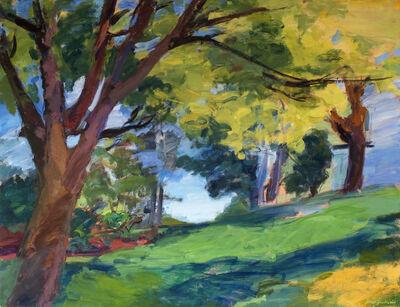 Henry Finkelstein, 'Yellow Canopy', 2019
