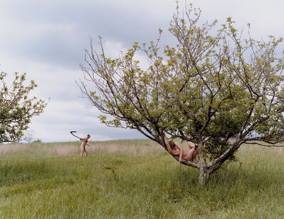 Justine Kurland, 'Peach Tree', 2002