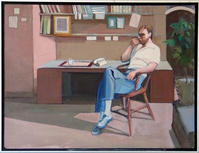 William Theophilus Brown, 'Portrait of Buck', 1980