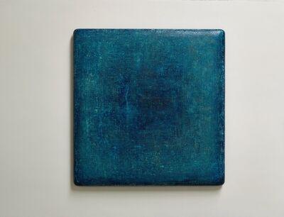 Su Xiaobai, 'Cobalt Blue Charm 魅藍', 2019