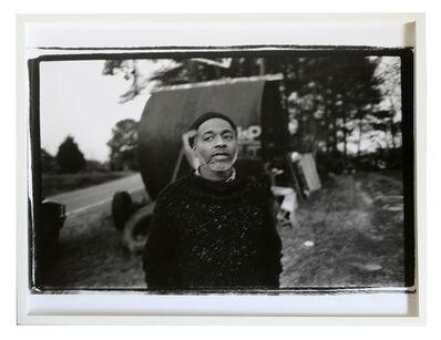 David Hammons, 'Photo of David Hammons by Ari Marcopoulos', 1992-2008