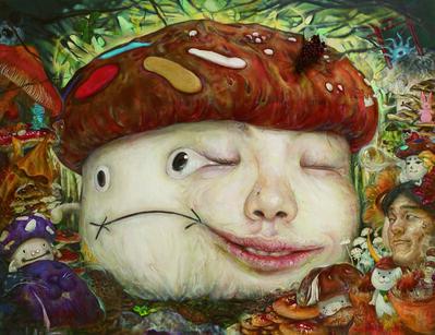 Erina Matsui, 'UNIZON!!!!!', 2007