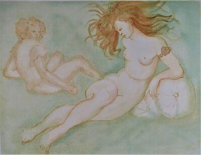 Leonor Fini, 'Un Apres Midi Entier', ca. 1970