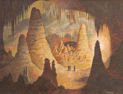 John Atherton, 'The Cavern', 1950