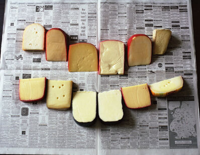 Phoebe Washburn, 'Untitled (cheese)', 2005