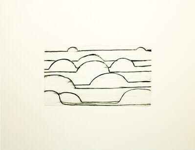 Don Maynard, '#2 Cloudy Overcast', 2009