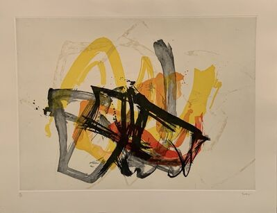 Cleve Gray, 'Untitled', 1981