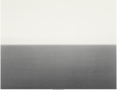 Hiroshi Sugimoto, 'Marmara Sea, Silivli, #370, from Time Exposed', 1991