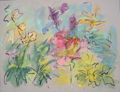 Mary Page Evans, 'Summer Garden Sketch', 2018