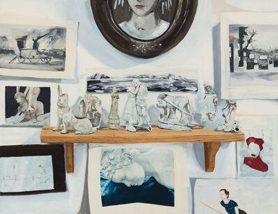 Melora Kuhn, 'Studio Wall', 2017