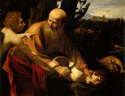 Michelangelo Merisi da Caravaggio, 'El sacrificio de Isaac (The Sacrifice of Isaac)', 1603