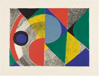 Sonia Delaunay, 'Horizontale', 1970