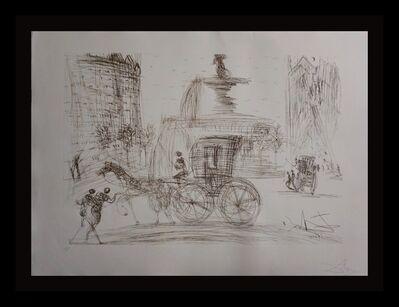Salvador Dalí, 'New York City Plaza Fountain', 1964