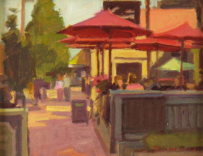 Ken DeWaard, 'Carytown', ca. 2015