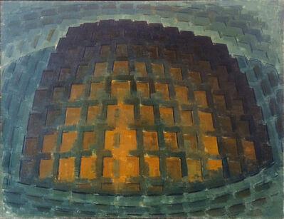 Wilbur Niewald, 'City III', 1956