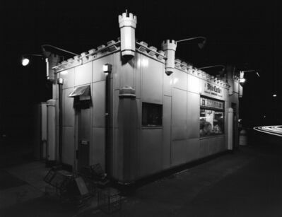 George Tice, 'White Castle, Route 1, Rahway, NJ ', 1973