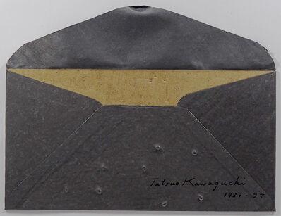 Tatsuo Kawaguchi, 'Relation - Lead Envelope / Sesame', 1989
