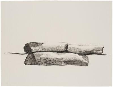 Barbara Chase-Riboud, 'Horizontal Aperture', 1972