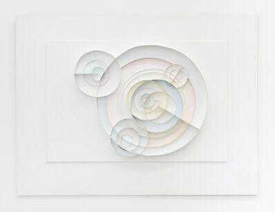 Suzanne Blank Redstone, 'Orbits 4', 1986