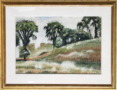 Charles Ephraim Burchfield, 'Scene on Windspear Road', 1935