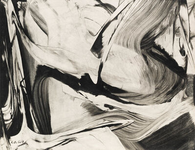Karl Otto Götz, 'Untitled', 1956