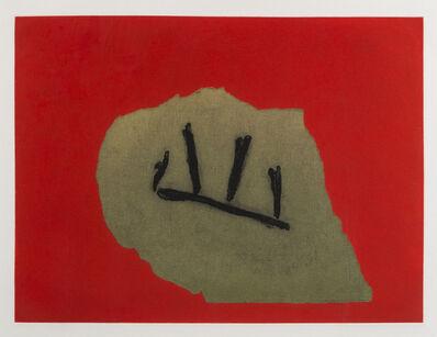 Robert Motherwell, 'Australian Stone', 1983-84