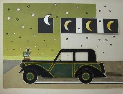 Joe Brainard, 'Untitled (Holiday Inn)', 1976
