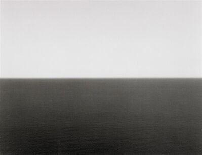 Hiroshi Sugimoto, 'Time Exposed:  #342 Adriatic Sea Gargano 1990', 1991