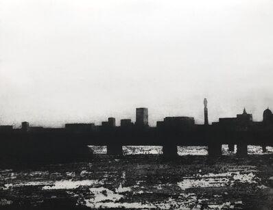 Jason Hicklin, 'The Thames. King's Reach. Southwark Bridge', 2019