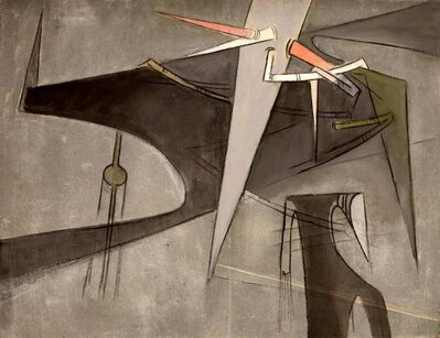 Wifredo Lam, 'Idoli', 1955