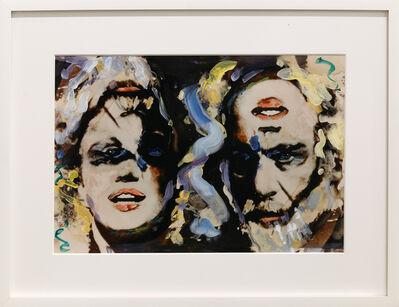 Lynn Hershman Leeson, 'Monroe/Freud - Hand Painted 4 (double image)', 1986