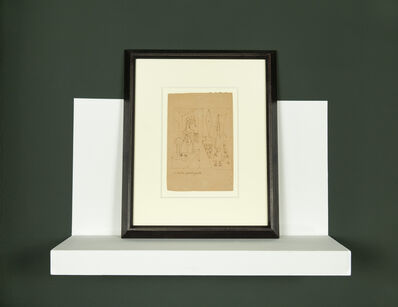Wifredo Lam, 'Untitled', ca. 1947