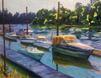 Anthony Montanino, 'River Marina', 2018