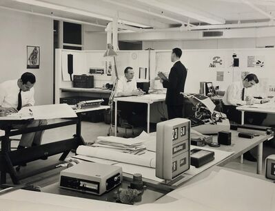 Pedro E. Guerrero, 'Eliot Noyes Headquarters, New Canaan, CT', ca. 1975
