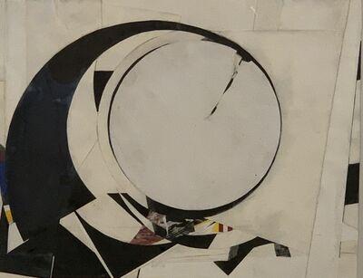 Budd Hopkins, 'Untitled Collage', 1971