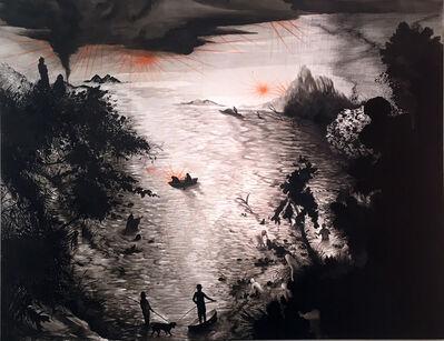 Paula Otegui, 'Black link', 2018
