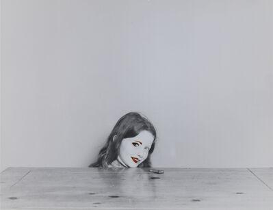 William Wegman, 'Miranda (Girl with Milk Bone)', 1979