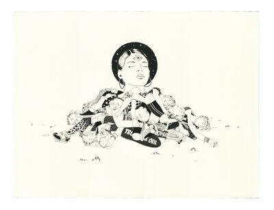 Delphine Lebourgeois, 'Troisieme Oeil', 2021