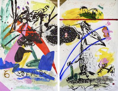 Ilidio Candja Candja, 'Composition', 2016