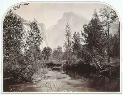 Carleton E. Watkins, 'Taysayac, Half Dome, 4967 Ft., Yosemite', 1861