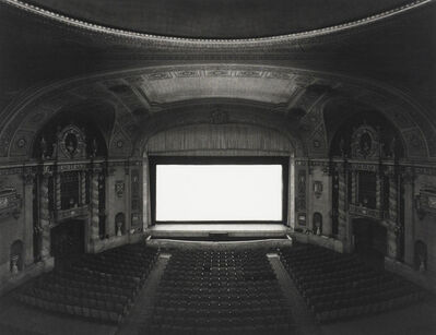 Hiroshi Sugimoto, 'Hiroshi Sugimoto Theaters Deluxe Edition Set of 2 U.A. Walker Signed Photogravure + Theaters Limited Edition Book', 1978