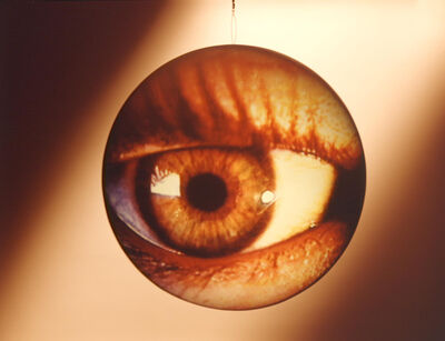 Tony Oursler, 'Eye', 2019