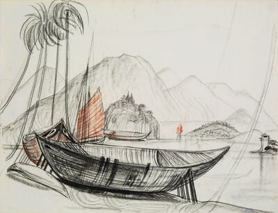 André Maire, 'Indochina', 1948-1958