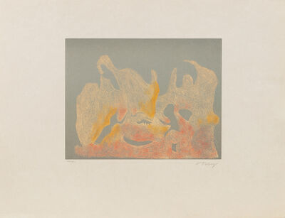Mark Tobey, 'Awakening Dawn', 1974