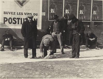 Ilse Bing, 'Soupe Populaire, Paris', 1931