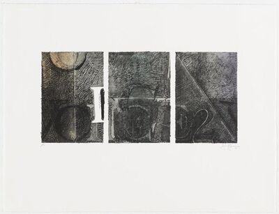 Jasper Johns, 'Voice 2', 1983