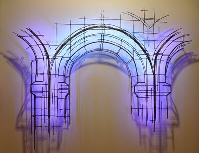 Juan Garaizabal, 'Broken Chicago Façade I ', 2013