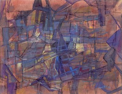 Francis Bott, 'Ondes', 1953